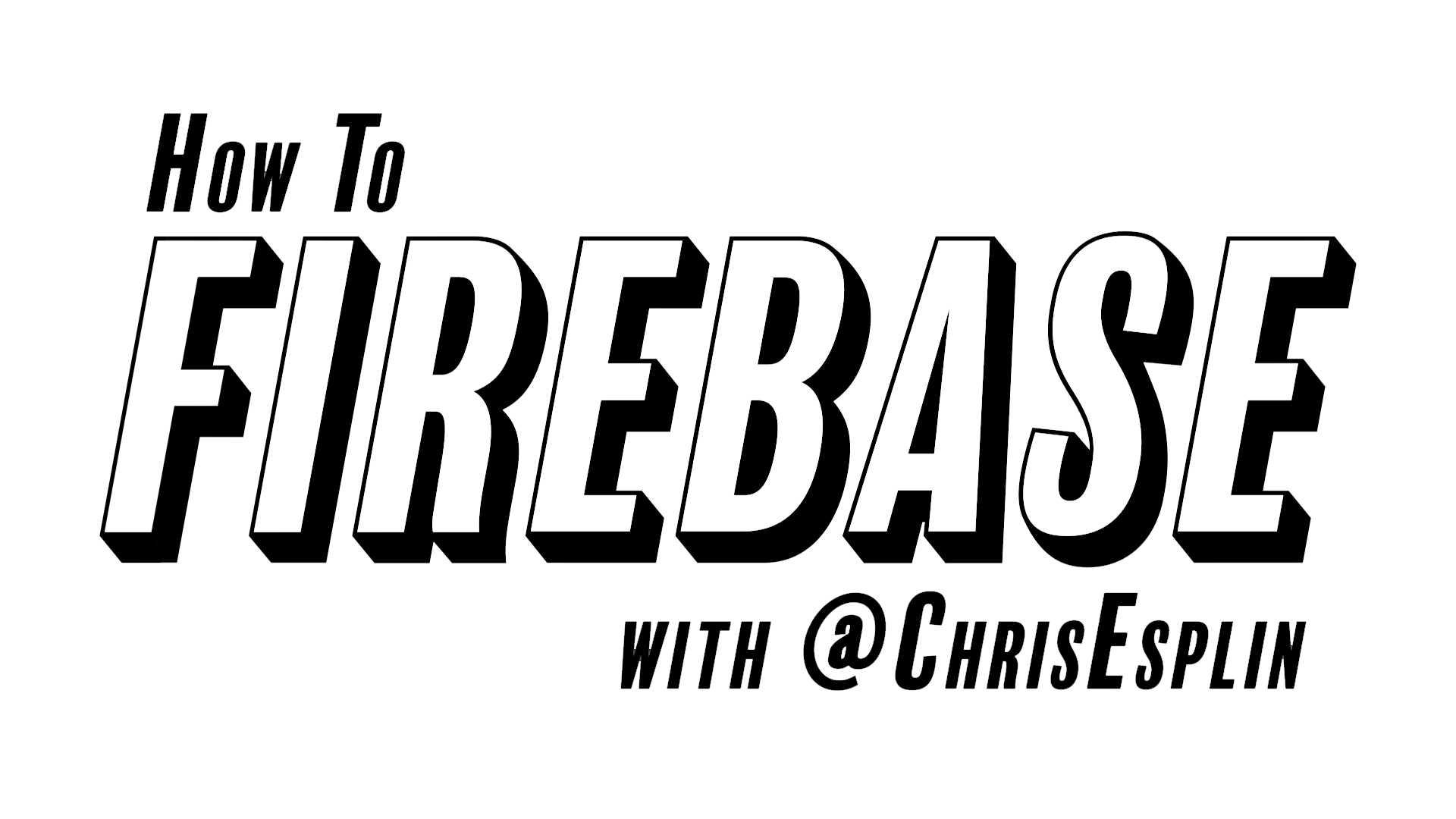 How to Firebase